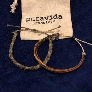 NWOT Pura Vida Bracelets